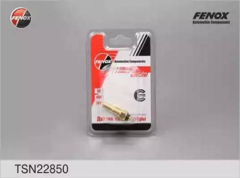 Fenox TSN22850 - Датчик, температура охлаждающей жидкости autodif.ru