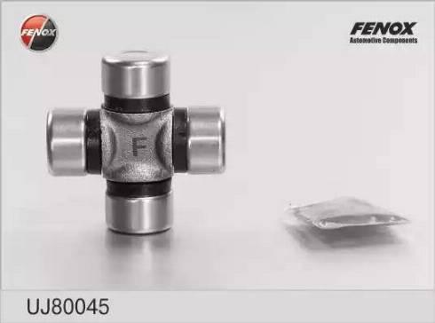 Fenox UJ80045 - Шарнир, колонка рулевого управления autodif.ru