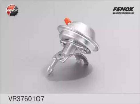 Fenox VR37601O7 - Вакуумный элемент, распределитель зажигания autodif.ru