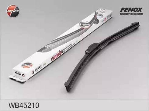 Fenox WB45210 - Щетка стеклоочистителя autodif.ru