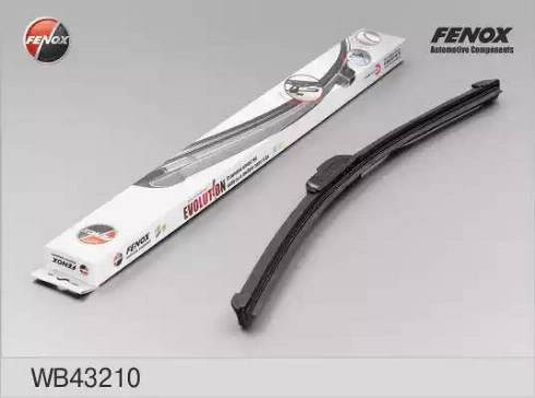Fenox WB43210 - Щетка стеклоочистителя autodif.ru