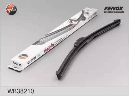 Fenox WB38210 - Щетка стеклоочистителя autodif.ru
