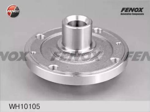 Fenox WH10105 - Ступица колеса autodif.ru