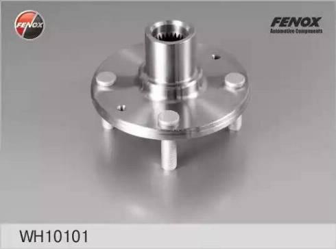 Fenox WH10101 - Ступица колеса autodif.ru