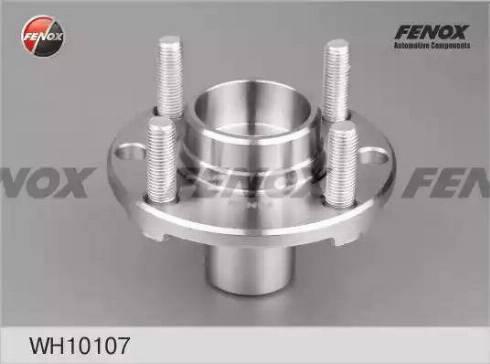 Fenox WH10107 - Ступица колеса autodif.ru