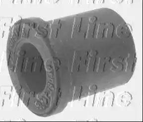First Line FSK7461 - Втулка, листовая рессора autodif.ru