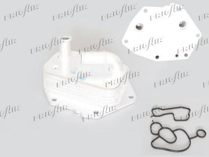 Frigair 0703.4007 - Масляный радиатор, автоматическая коробка передач autodif.ru