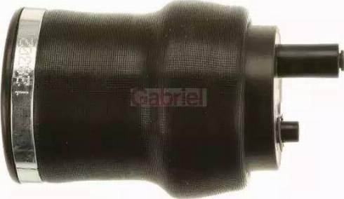 Gabriel 9026AB - Баллон пневматической рессоры, крепление кабины autodif.ru