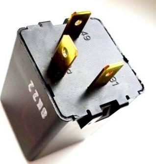 General Motors 96312545 - Реле аварийной световой сигнализация autodif.ru