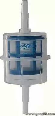 GoodWill FG012 - Топливный фильтр autodif.ru