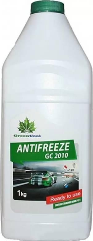 Greencool 791951 - Антифриз autodif.ru