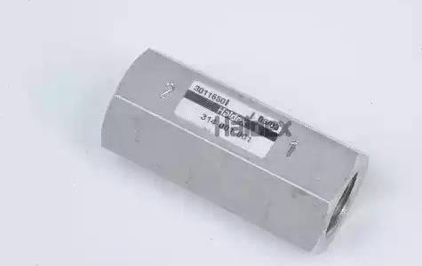 Haldex 314001001 - Обратный клапан autodif.ru