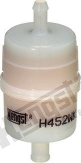 Hengst Filter H452WK - Воздушный фильтр, компрессор - подсос воздуха autodif.ru