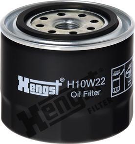 Hengst Filter H10W22 - Гидрофильтр, автоматическая коробка передач autodif.ru