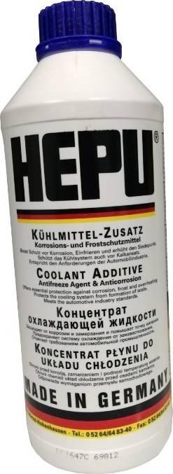 Hepu P999YLW - Антифриз autodif.ru