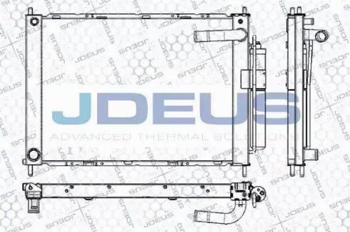 Jdeus RA0190200 - Модуль охлаждения autodif.ru