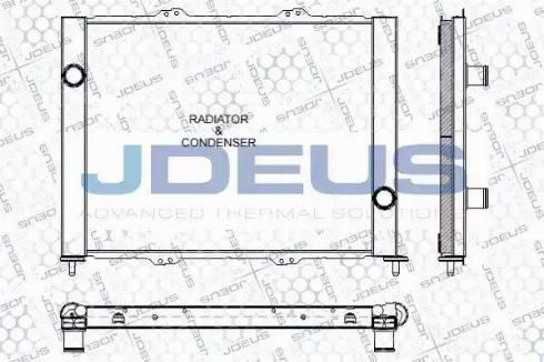 Jdeus RA0230770 - Модуль охлаждения autodif.ru