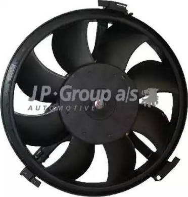 JP Group 1199105100 - Вентилятор, охлаждение двигателя autodif.ru