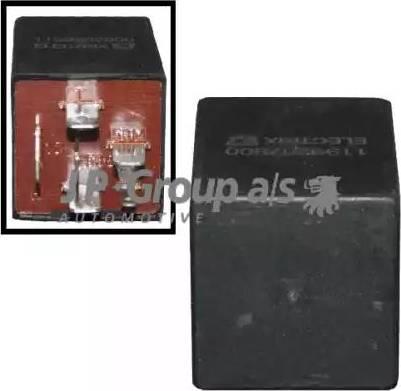 JP Group 1199207800 - Реле, интервал включения стеклоочистителя autodif.ru