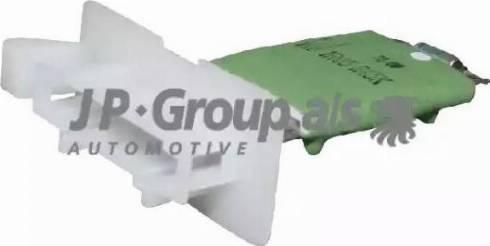 JP Group 1196850600 - Сопротивление, вентилятор салона autodif.ru