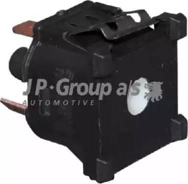 JP Group 1196800100 - Выключатель вентилятора, отопление / вентиляция autodif.ru