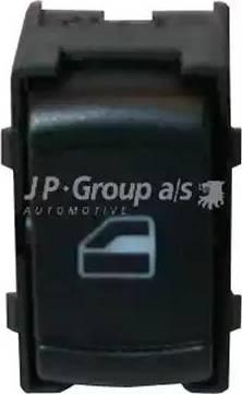 JP Group 1196701300 - Выключатель, стеклолодъемник autodif.ru