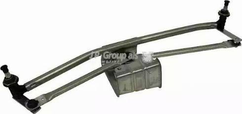 JP Group 1198101600 - Система тяг и рычагов привода стеклоочистителя autodif.ru