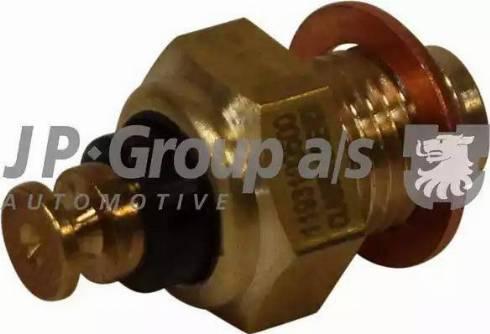 JP Group 1193100500 - Датчик, температура охлаждающей жидкости autodif.ru