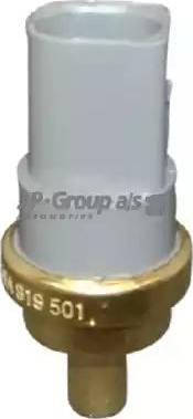 JP Group 1193101400 - Датчик, температура охлаждающей жидкости autodif.ru