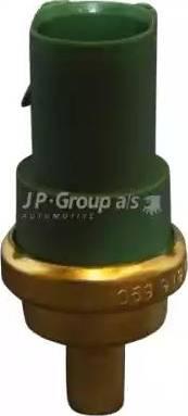 JP Group 1193101200 - Датчик, температура охлаждающей жидкости autodif.ru