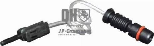 JP Group 1197300109 - Сигнализатор, износ тормозных колодок autodif.ru