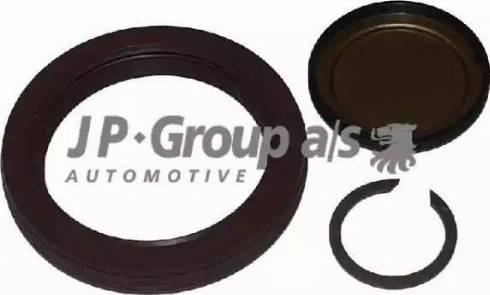 JP Group 1144000510 - Ремкомплект, фланец ступенчатой коробки передач autodif.ru