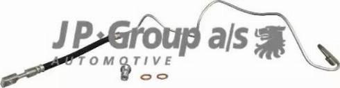 JP Group 1161500280 - Трубопровод тормозного привода autodif.ru
