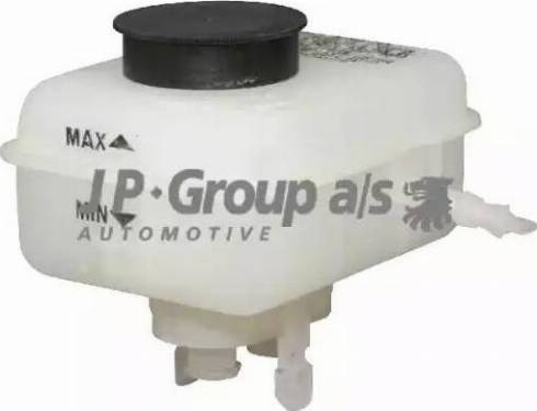 JP Group 1161200200 - Компенсационный бак, тормозная жидкость autodif.ru