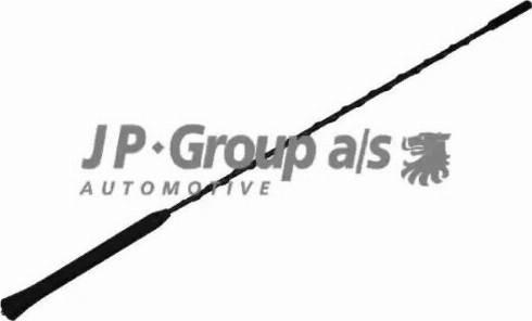 JP Group 1100900100 - Головка антенны autodif.ru