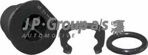 JP Group 1114550310 - Пробка, фланец охлаждающей жидкости autodif.ru