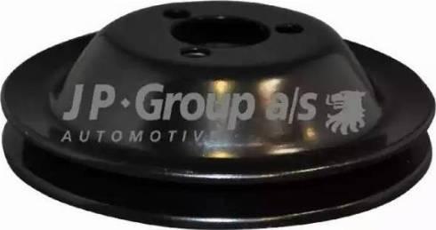 JP Group 1114150100 - Ременной шкив, водяной насос autodif.ru
