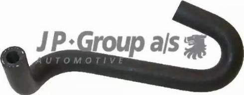 JP Group 1114300600 - Шланг радиатора autodif.ru