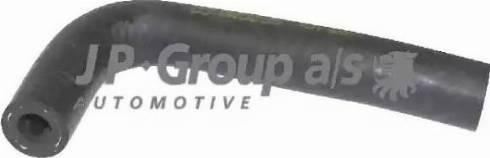 JP Group 1114302400 - Шланг радиатора autodif.ru