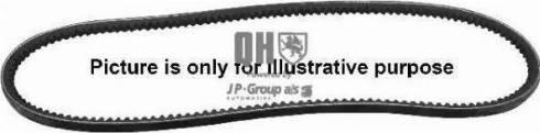JP Group 1118001100 - Клиновой ремень autodif.ru