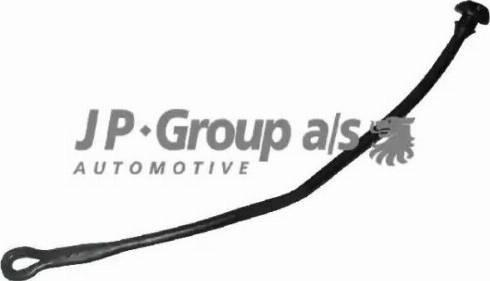 JP Group 1189801200 - Крышка / обшивка багажного отделения autodif.ru
