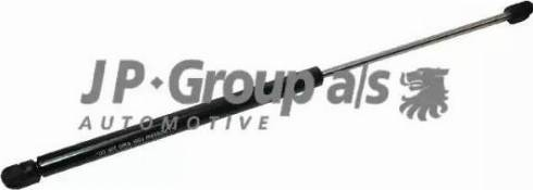 JP Group 1181204700 - Газовая пружина, капот autodif.ru