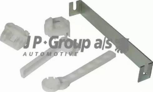 JP Group 1188150510 - Плавающая колодка, стеклоподъемник autodif.ru