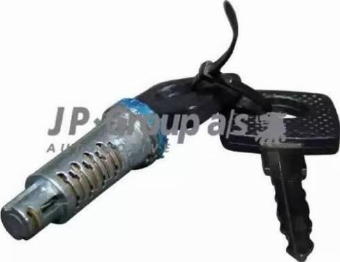 JP Group 1187502500 - Цилиндр замка autodif.ru