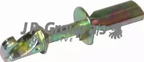 JP Group 1187150200 - Система управления ручки двери autodif.ru