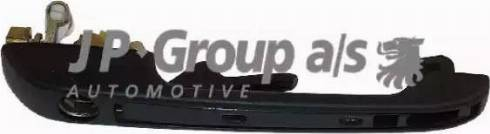 JP Group 1187100180 - Ручка двери autodif.ru