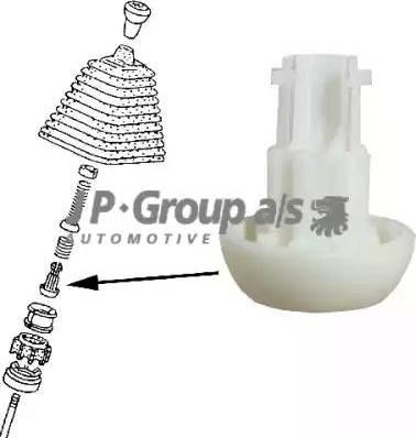 JP Group 1131501500 - Втулка, шток вилки переключения autodif.ru