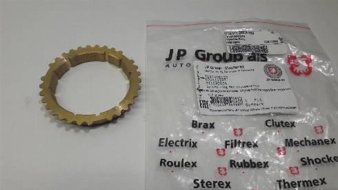 JP Group 1131300100 - Кольцо синхронизатора, ступенчатая коробка передач autodif.ru