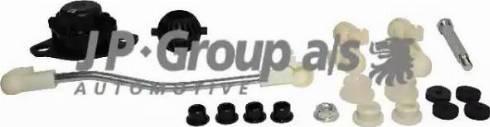 JP Group 1131700510 - Ремкомплект, рычаг переключения autodif.ru