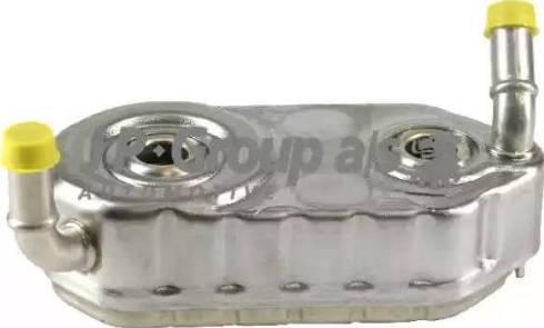 JP Group 1133000400 - Масляный радиатор, ступенчатая коробка передач autodif.ru